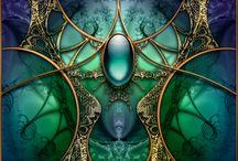 Art: Fractal / by Josephine Vogel