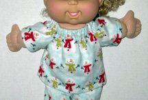 Cabbage  Patch Kids - Káposzta babák