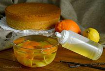 Ricette: Dolci Bagne per Torte