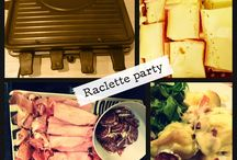 Racellete grill ideas