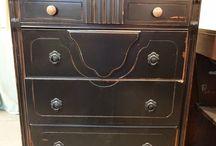 Старая мебель в новой жизни