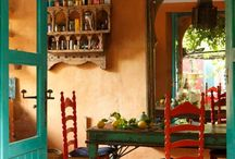 Mexican style decor