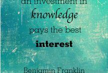Fun & Inspirational Quotes!