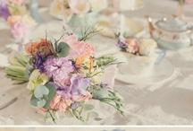 Pastel wedding inspiration / by Anne Sullivan