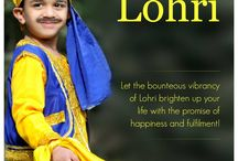 PIOUS GLOW OF LOHRI DAZZLES OUR CUTE PRIDEENS / Mother's Pride