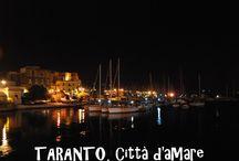Taranto Città d'aMare / Foto relative ad una Città Bellissima fondata dagli Spartani nel 706 a.c. Nel 2015 dopo 2721 anni la Città Madre, Sparta e la Città Figlia Taranto si sono ricongiunte.