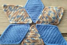 chrochet patchwork