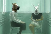 Surrealism manipulation photography