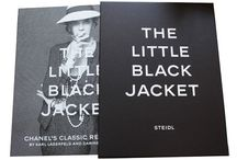 """The little black jacket / Do you still remember our exhibition tip: """"The little black jacket"""" by Karl Lagerfeld? We have good news for everyone who missed it. Have a look at the matching book. It has all of Karls great photography in it. By the way a really nice present :-) http://www.facebook.com/VANGRAAF"""