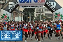 Havana Marathon / Want a chance to see Cuba while it's still legal for Americans to do so? Better run!  For only the second time in 50 years, insightCuba offers U.S. runners the opportunity to legally take part in the Marabana Havana Marathon or half-marathon, under a special amateur sports license from the U.S. Department of the Treasury.  The Marabana Havana #Marathon and half-marathons will be held on Sunday, November 16. Insight #Cuba has created a 4-day, 3-night tour for the event. www.insightcuba.com / by insightCuba