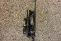 Dart rifles