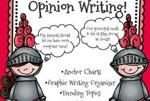 Free Writing Resources Gr 3-4 / FOREVER free writing activities, ideas and lessons for Grades 3 - 4 and Homeschool. You may pin blog ideas and FOREVER free writing resources. Limit 2 pins per day.