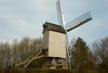 Moulins de Hollande / Les moulins de Hollande