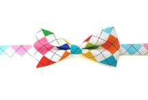 Bow Ties / by Doniree Walker