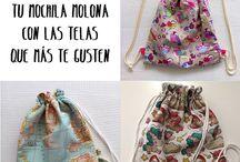 KANGURINES - Mochilas molonas