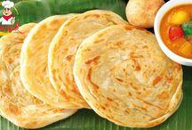 Resep Roti Canai Khas India, Cara Membuat Roti Canai