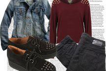grunge style / grunge style#1  good style♥