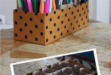 Organizing / by Melanie Lovelace