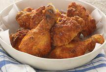 Fried Chicken / Just fried chicken.