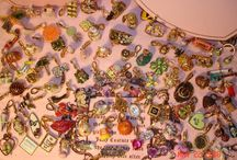 Juicy Couture Charms / my collection over the years... got mom addicted too! / by Lindsey Markus