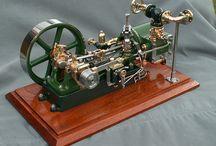 Máquinas a vapor