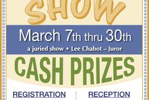 Members Show / Members Only 2014, Prizes will be awarded!