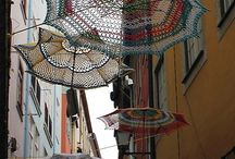 YARNBOMBING / Le migliori realizzazioni di Yarnbombing o knittingattack trovate in giro per il mondo e per il web
