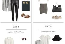 7 Days of Clothes