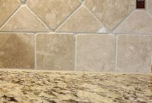 Flooring, Tiles & Back splash