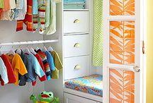 kids closets / by Lisa Ward