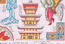 Cross Stich Japan