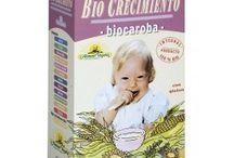 Papillas Infantiles con Algarroba