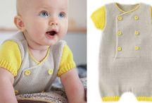 tricot été pour bebe