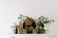 vintage modern home / by Erika Carlock / LORE