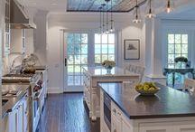 Dream Home: Kitchens  / by Sofi B