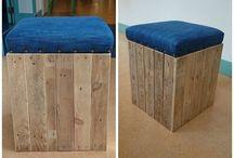 Athos design / Eigen ontworpen meubels!