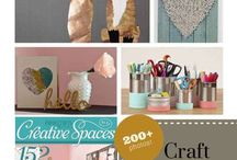 Crafts - Rooms & Organization