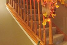 őszi - halloween dekoráció