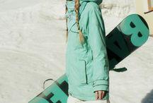 F A S H I O N | snowboarding