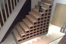Basket, racks & storage