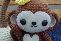 fav crochet cuties / by Brittany Kapjon