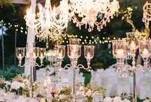 Dekoration / Wunderschöne Ideen für eure Feier
