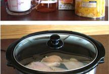 Recepten - Slow cooker