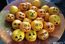 Halloween / Work activities