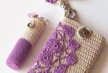 phone crochet