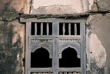 old windows / old windows arrangements