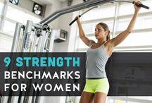 Benchmarks Strength