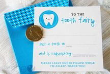 KIDS :: Toothfairy / by Stacey Bellotti