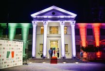 GIADA CURTI - Ambasciata D'Italia a Tirana (Albania) - défilé ph. Geljant Kaleci / Défilé Pret & Haute Couture