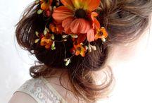 Włosy ślub